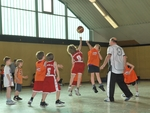 Basketball in Bovenden